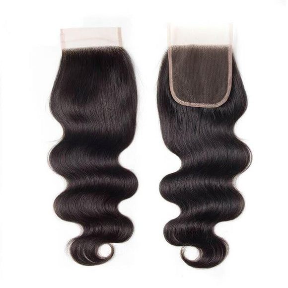 4x4 Lace Closure Body Wave