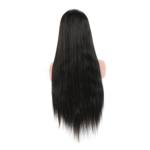 TsMadisonHinton 360 Lace Front Wig Straight with Bang