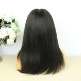 Lazy Girl Headband Wig Brazilian Hair Yaki Straight