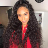 13X4  Lace Front Wig Deep Curly