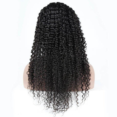 13X4 Lace Front Wig Kinky Curly