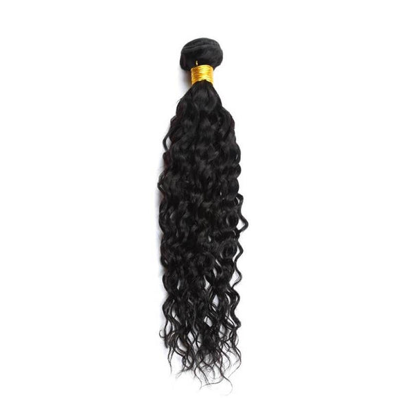 1 Bundle Water Wave Brazlian Hair