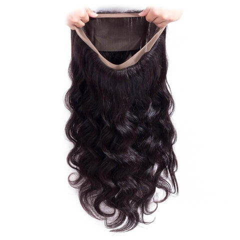 360 Lace Frontal Closure Body Wave