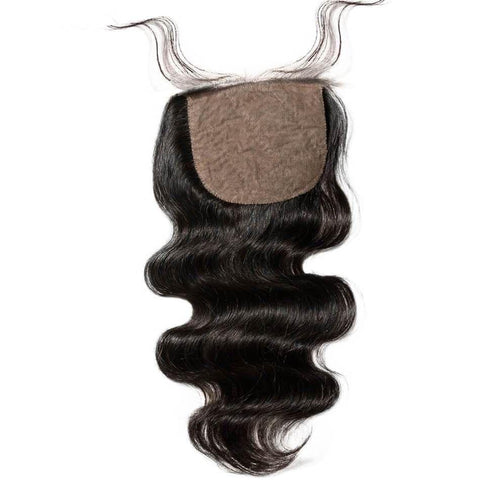 Silk Base 4x4 Closure Body Wave