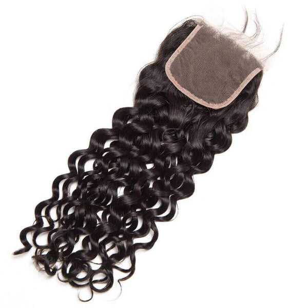 4x4 Lace Closure Water Wave