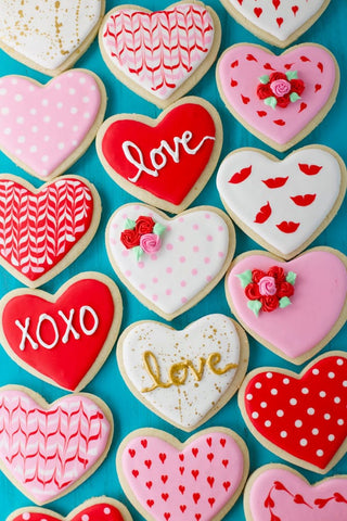 valentine day's activities for the children