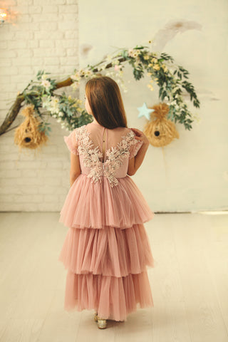 Girl dresses for special occasion