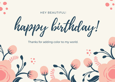 happy-birthday - birthday - giftcard- lanise