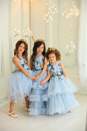 Fairy Tale Dress Aria - L'ANISÉ Frankfurt - kids - princess - wedding - kinder - kinderbekleidung -