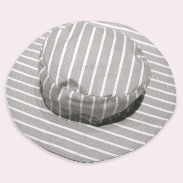 Children's accessoires - children's hat - summer hat - babygirl hat - babyboy hat - stripe pattern