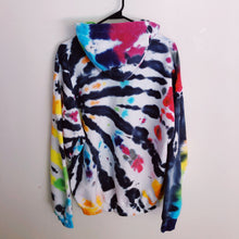 Load image into Gallery viewer, Rainbow Spider Hoodie - Live & Let Dye