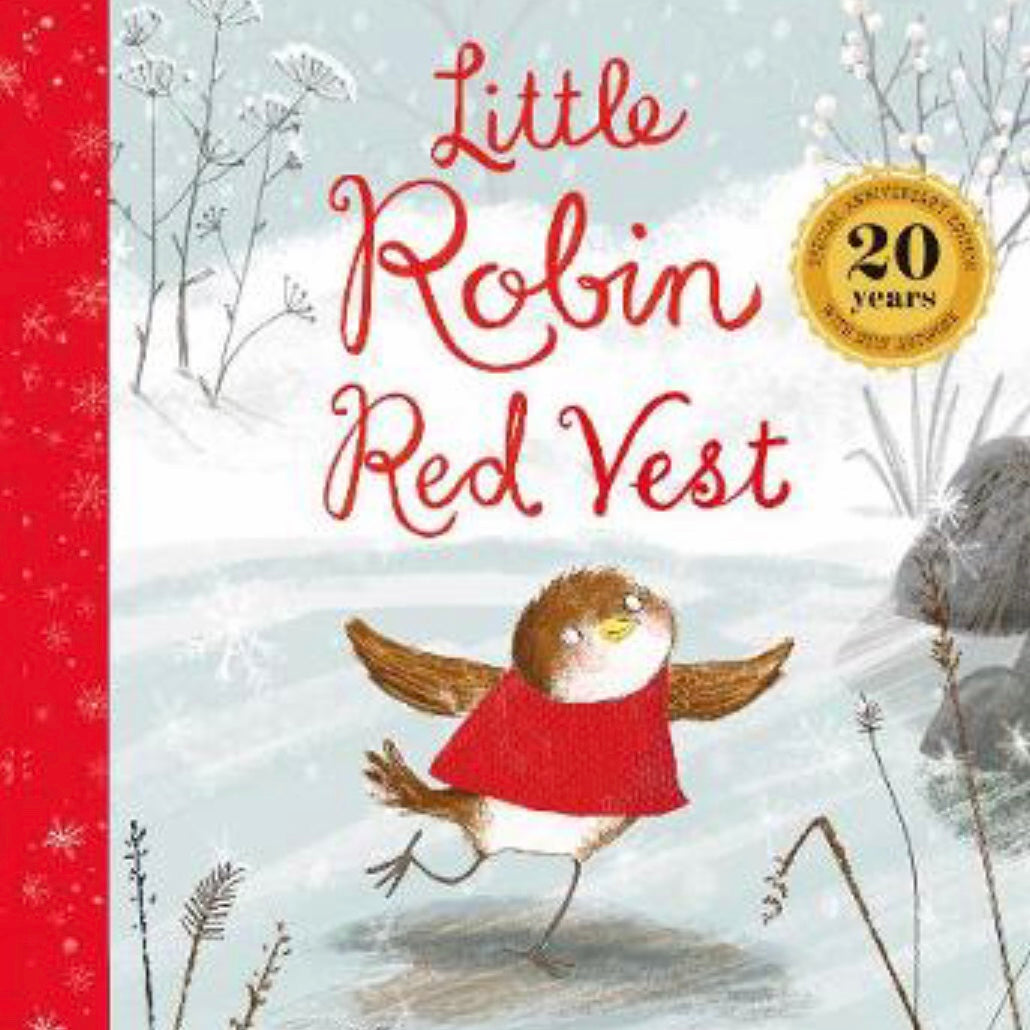 Little Robin Red Vest Activities