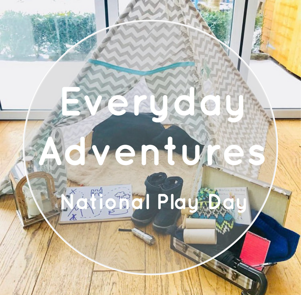 Everyday Adventures : National Play Day