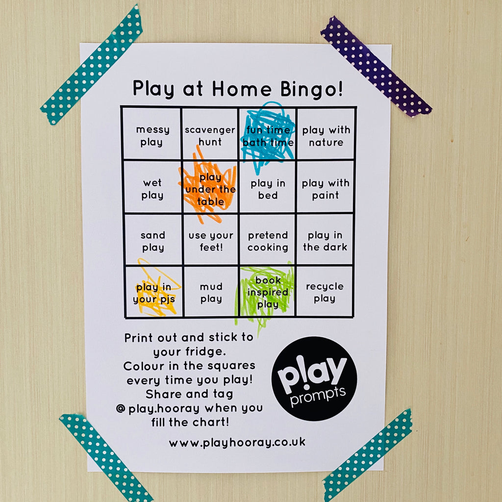 Play at Home Freebies