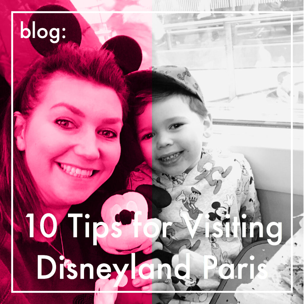 10 Tips for Visiting Disneyland Paris