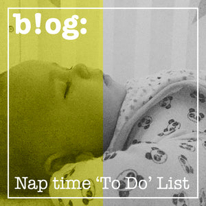 The Naptime 'To Do' List