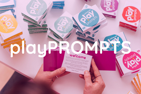 playPROMPTs | prompts for indoor activities for children to learn through play!