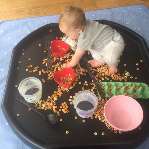 Taste safe messy play sensory baby ideas activity parents toddlers months old years