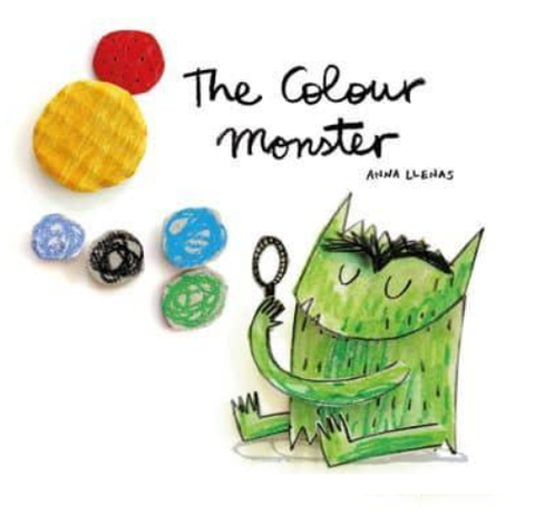 WORRY MONSTER BOOK MENTAL HEALTH KIDS HOME LEARNING PARENTS EDUCATIONAL