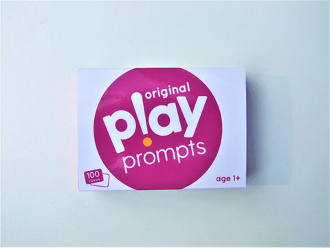 playprompts activity cards ideas play home educational kids preschool parents things to do original one year olds