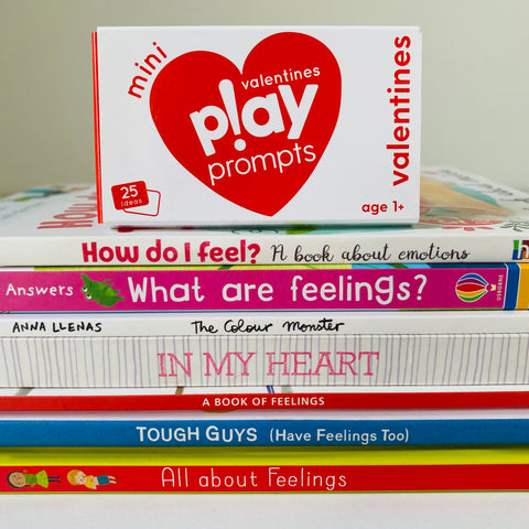 Valentine's Day play kids gift ideas home small business