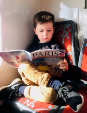 travelling to paris