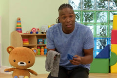 episode 4 socks the baby club cbeebies nigel clarke