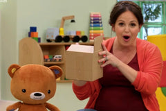 episode 5 cardboard box the baby club giovanna fletcher