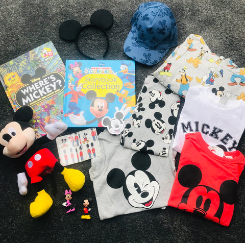 disneyland merchanise haul