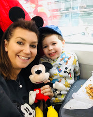travelling by train to disneyland paris
