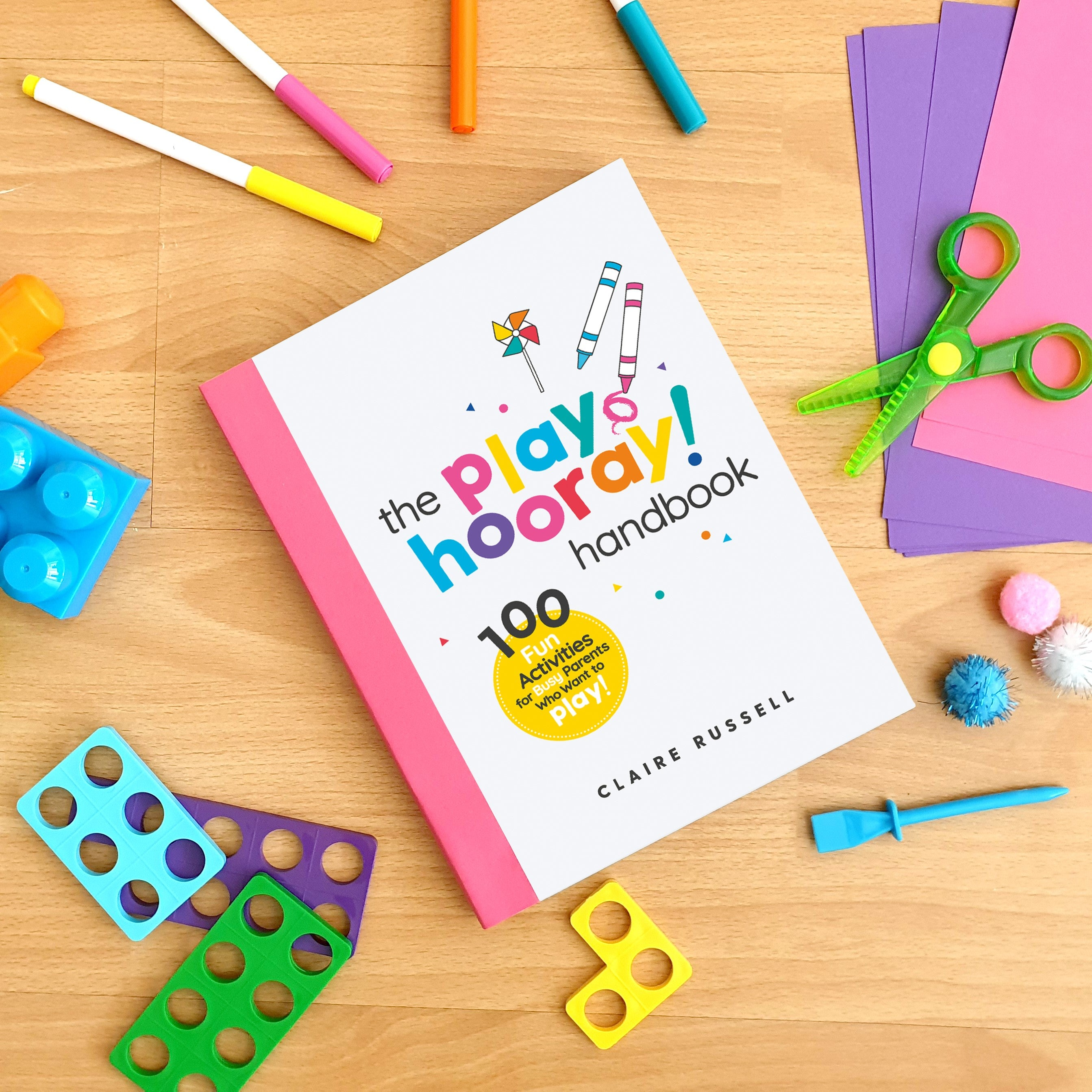 the playhooray handbook order preorder amazon book