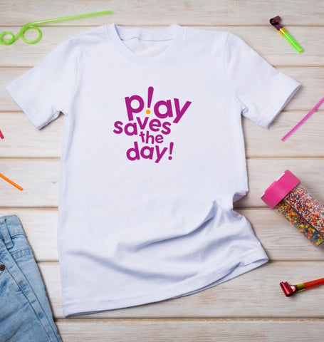 playHOORAY! t-shirt