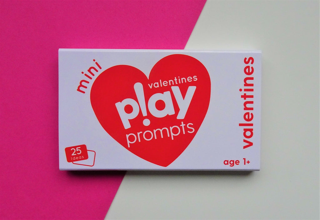 valentines playPROMPTS (mini pack) - playHOORAY!