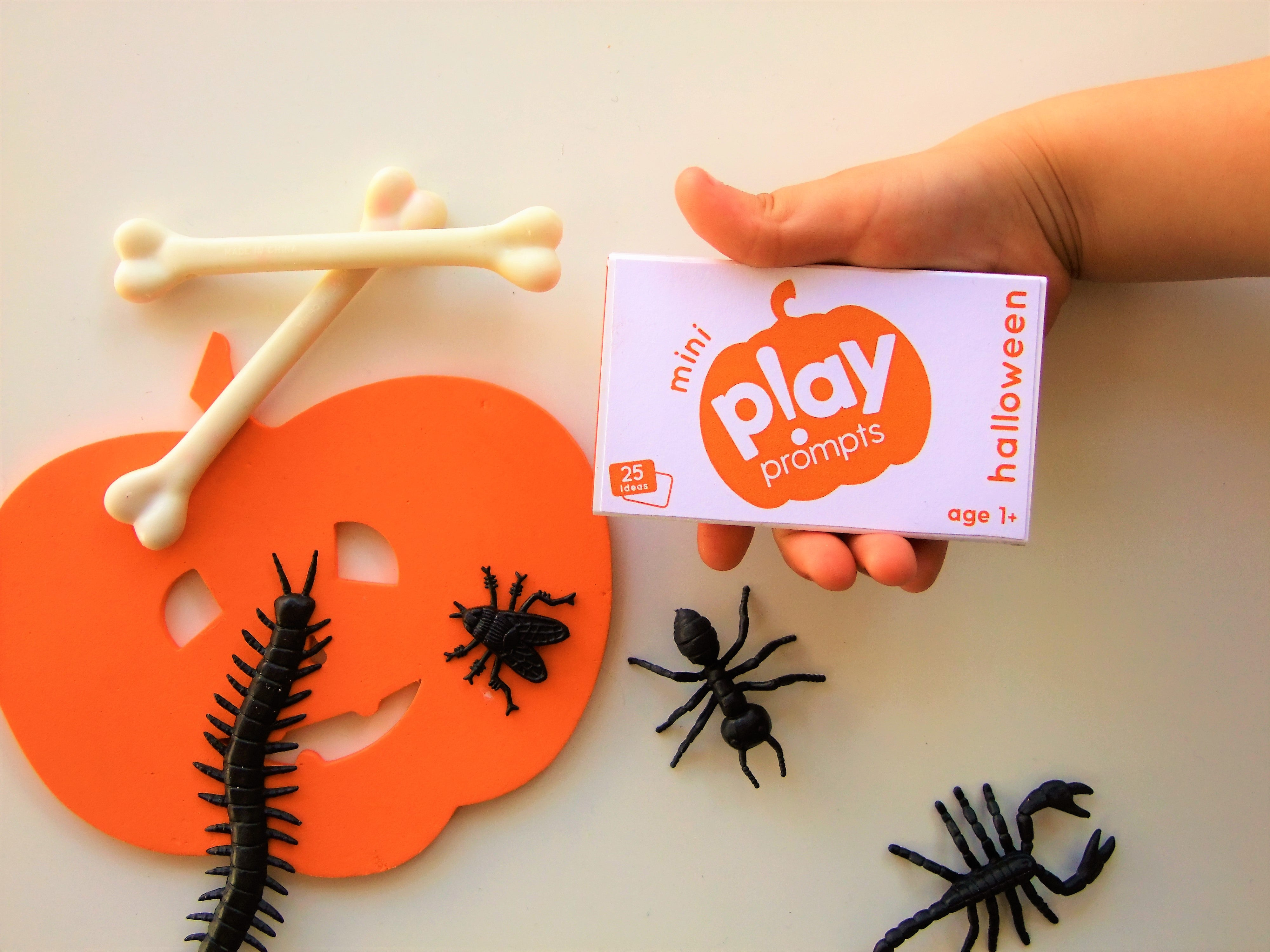 halloween playPROMPTS (mini pack) - playHOORAY!