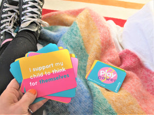 playPOWER cards for PARENTS - playHOORAY!