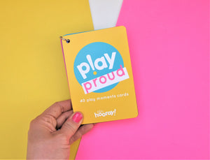 playPROUD moments cards - playHOORAY!