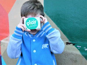 outdoor playPROMPTS for kids aged 1+ - playHOORAY!