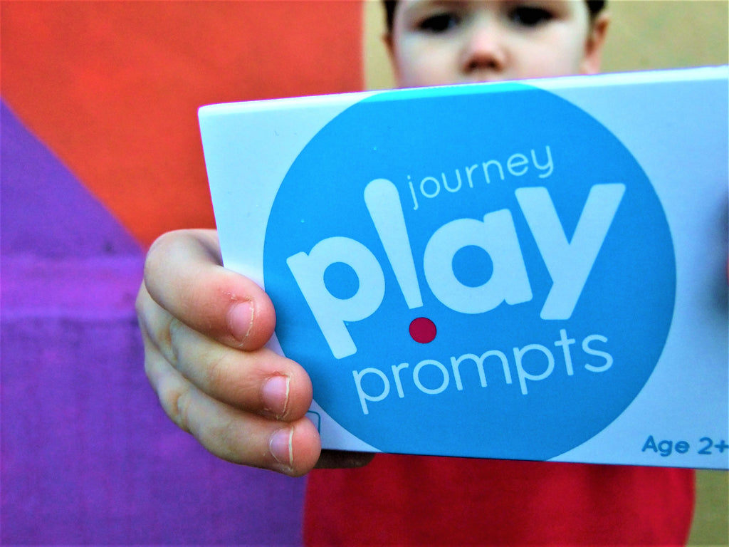 journey play prompts activity cards pack for preschool children travel holiday