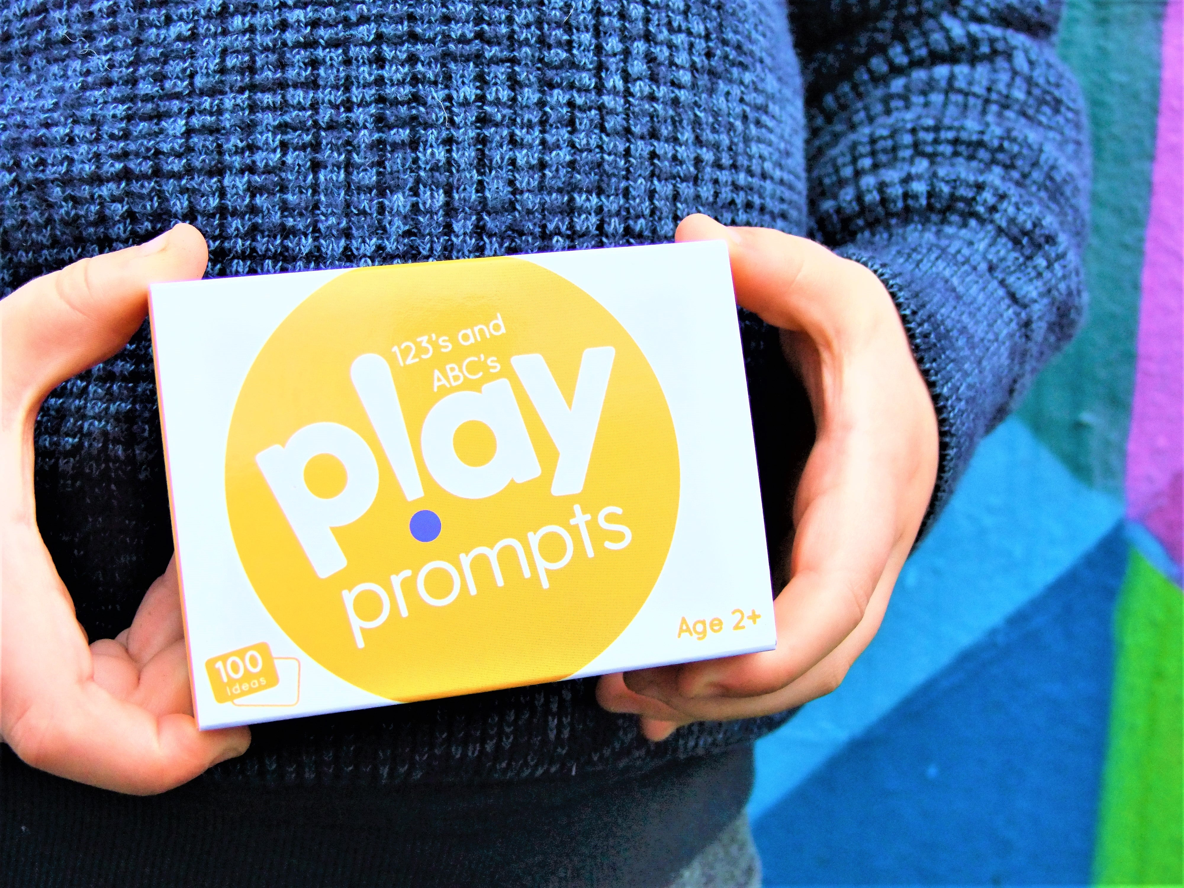 123's & ABC's playPROMPTS for kids aged 3+ - playHOORAY!