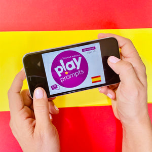 Spanish printable playPROMPTS - playHOORAY!