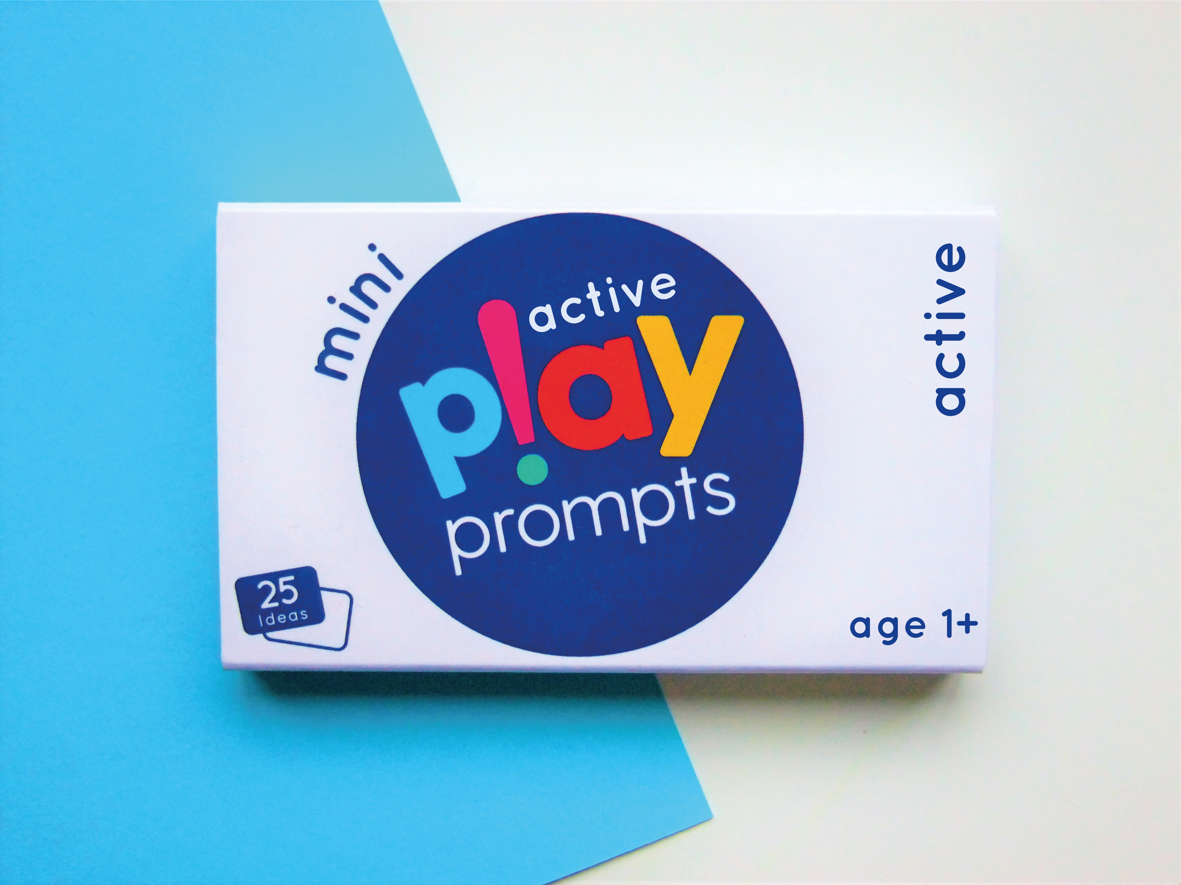 active mini play prompts activity cards preschool