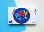active playPROMPTS (mini pack) - playHOORAY!