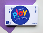 music prompts activity cards mini pack for preschool children creative