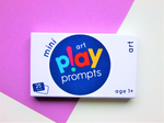 art playPROMPTS (mini pack) - playHOORAY!