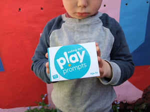 eating out playPROMPTS for kids aged 3+ - playHOORAY!