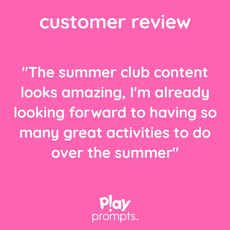 Summer Club 2020 Membership - playHOORAY!