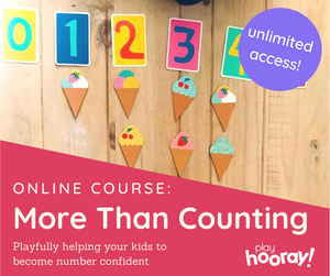 0nline Course: More Than Counting