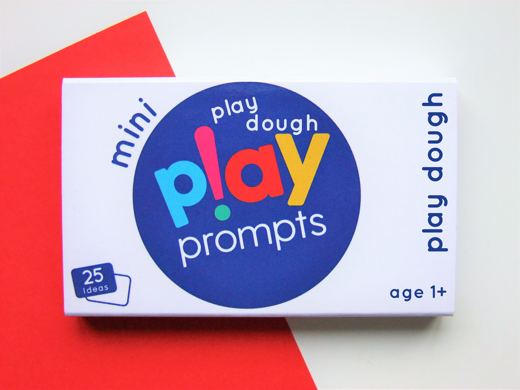 play dough playPROMPTS (mini pack) - playHOORAY!