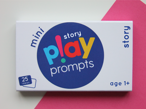 story playPROMPTS (mini pack) - playHOORAY!