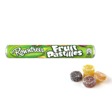 Rowntrees Fruit Pastilles - Ganje's